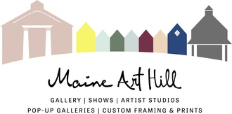 Maine Art Hill Studios